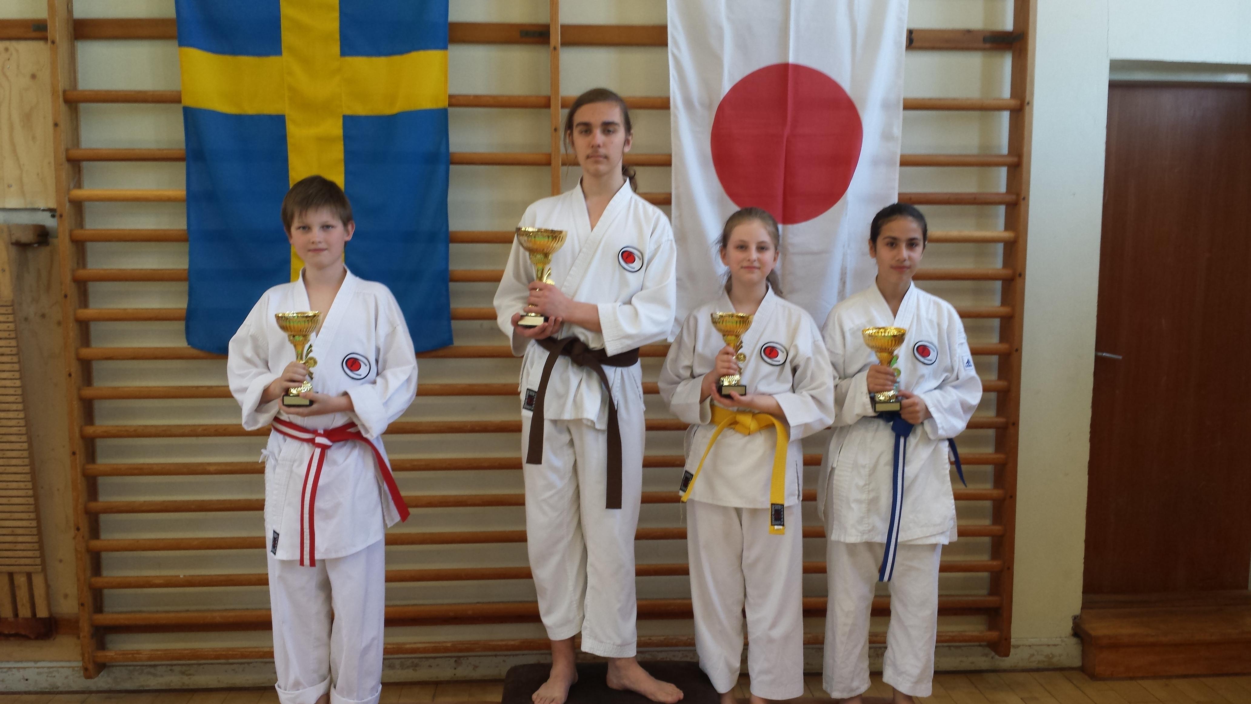 kampsport för små barn stockholm